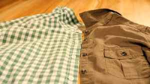 News video: Why Men's And Women's Shirts Have Buttons On Opposite Sides