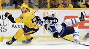 News video: Preds LIVE to Go: Nashville outlasts Jets 3-1, take 8 point division lead