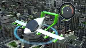 News video: Flying taxi trials get go ahead in New Zealand