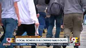 News video: Greater Cincinnati schools prepare for national walkout on Wednesday