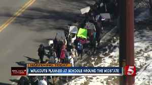 News video: What You Need To Know: National School Walkout