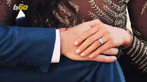 News video: A Ring Like Meghan Markle's and Other 2018 Engagement Ring Trends