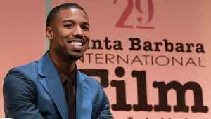 News video: Michael B. Jordan Says His Company Will Use Inclusion Riders For All Projects