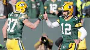 News video: Skip Bayless reveals why he disagrees with Aaron Rodgers' reaction to Green Bay cutting Jordy Nelson