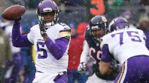 News video: Report: Quarterback Teddy Bridgewater to Sign With Jets