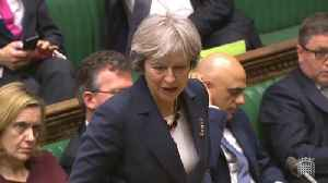 News video: May Condemns 'Outrageous' Russia Claim by Corbyn's Spokesman