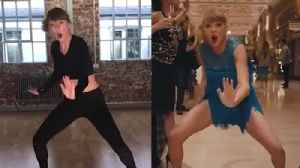 News video: Taylor Swift Shares