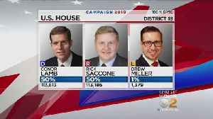 News video: Lamb Declares Victory In Special Election, Saccone Not Giving Up Yet