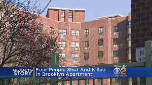 News video: 4 Shot And Killed In Brooklyn Apartment
