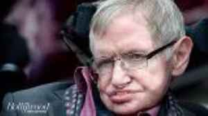 News video: Stephen Hawking, Renowned Physicist and 'A Brief History of Time' Author, Dies at 76 | THR News