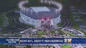 News video: Plans For NFL Draft At AT&T Stadium