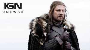 News video: Game of Thrones: Sean Bean Reveals What Ned Stark Was Saying Before He Died