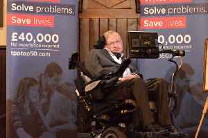 News video: Ten things to know about Stephen Hawking