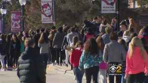 News video: Hinsdale Students Defy Threats Of Punishment To Join National Walkout