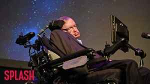 Stephen Hawking has died aged 76 [Video]