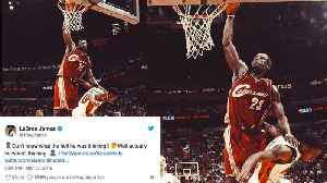 News video: LeBron James MURDERS Coach Damon Jones With One Tweet!