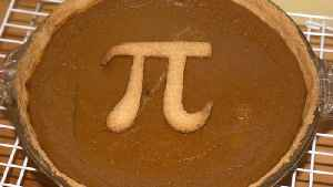 News video: 3.14 Fun Facts About Pi and Pie