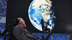 News video: Stephen Hawking brought wonder to millions
