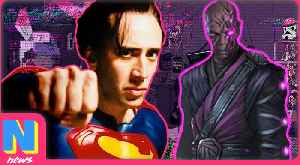 News video: Star Wars Concept Art Turns Heroes to The Darkside, Nick Cage Finally Is Superman