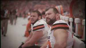 News video: Tribute to Browns OL Joe Thomas who announced his retirement from the NFL