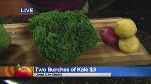 News video: Lunch Break: Cabbage, Kale And Potatoes