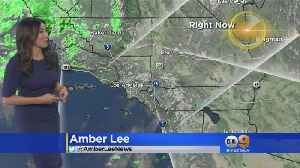 News video: Amber Lee's Weather Forecast (March 14)