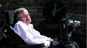 News video: Stephen Hawking Passes Away