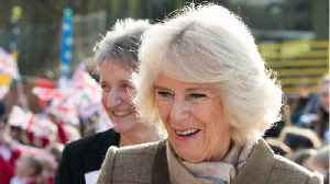 News video: Unclear What Camilla Duchess Of Cornwall Will Be Called When Prince Charles Become King