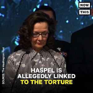 News video: Trump Nominated Gina Haspel To Become First Woman CIA Director