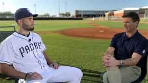 News video: Eric Hosmer sits down with Mike Pomeranz to talk about his new team