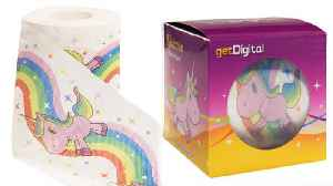 News video: The Latest Trend In Unicorn Merch Will Blow Your MIND