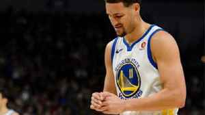 News video: Klay Thompson Thumb Injury WORSE Than You Thought!