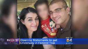 News video: Prosecutors Open Trial Of Pulse Gunman's Widow, Saying, 'Only Two Knew'