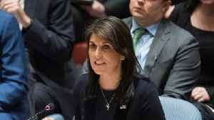 News video: Nikki Haley Rips Russia Over UK Poisoning Case