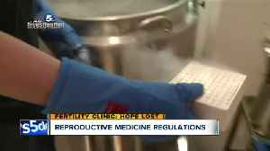 News video: UH not required to report fertility tank failure