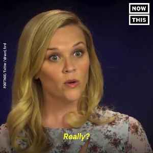 News video: Reese Witherspoon Reacts To Journalist Who Wrote Dissertation On 'Legally Blonde'
