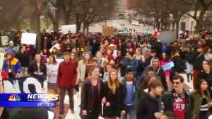 News video: School walk out in Pascagoula and Ocean Springs