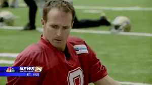 News video: Drew Brees reaches new deal with Saints