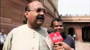 News video: Amar Singh spoke on BJP loss in Lok Sabha by-elections of UP