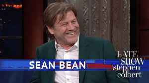 News video: Sean Bean's 'Lord Of The Rings' Face Will Live In Infamy