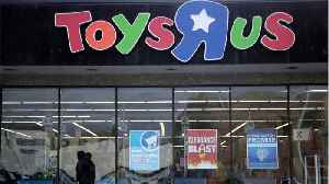 News video: Toys 'R' Us Going Out Of Business
