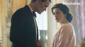 News video: The star of 'The Crown' was paid less than her male co-star