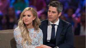 News video: Bachelor's Arie And Lauren Say