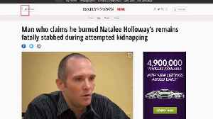 News video: Man Who Claims He Burned Natalee Holloway's Remains Has Been Killed