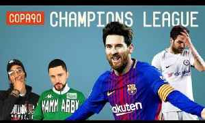 News video: Messi Crushes Chelsea's Champions League Dreams | Champions League Show