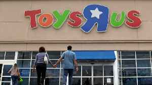 News video: Toys R Us To Liquidate US Stores