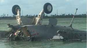 News video: Two Naval Aviators Killed in Super Hornet Jet Crash Near Key West, Florida