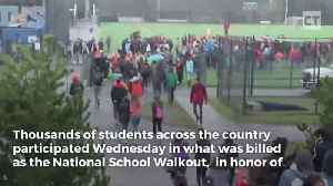 News video: 1 School District Knew Exactly How To Handle Student Walkouts… Media Freakout Coming