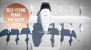 News video: The new self-flying plane: A nervous flyer's guide