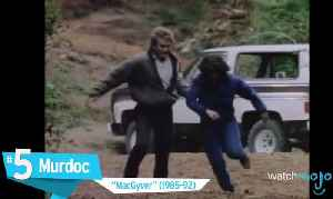 News video: Top 10 Hardest to Kill TV Characters